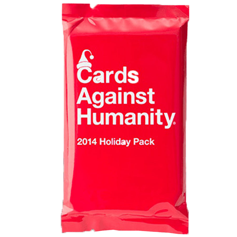 Cards Against Humanity Holiday Expansion 2014