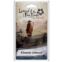 Legend of the Five Rings LCG Element Unbound Expasnion Pack