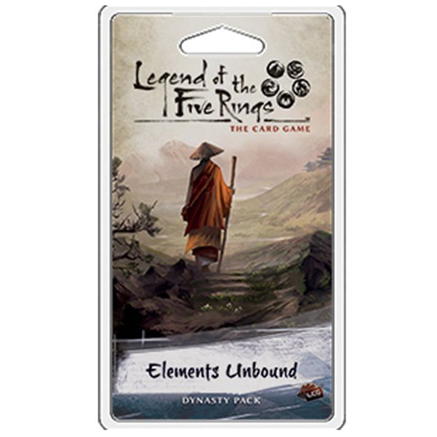 Legend of the Five Rings LCG Elements Unbound Expansion Pack