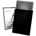 Ultimate Guard Katana Standard Size Sleeves 66 x 91mm Black 100ct