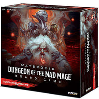 Dungeons & Dragons D&D Waterdeep Dungeon of the Mad Mage Board Game