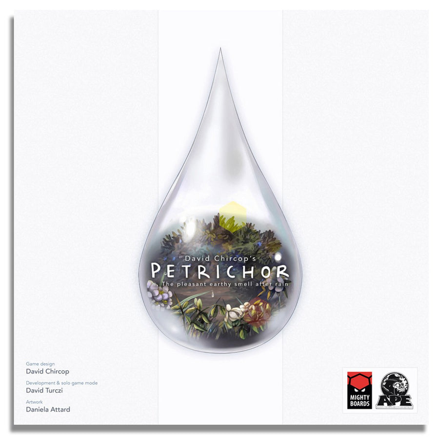 Petrichor Card Game Board Game