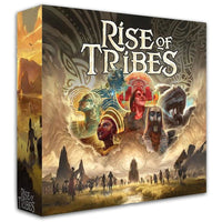 Rise of Tribes Card Game Board Game