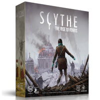 Scythe the Rise of Fenris Board Game