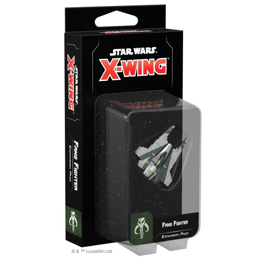 Star Wars X-Wing Fang Fighter Expansion Pack 2nd Edition