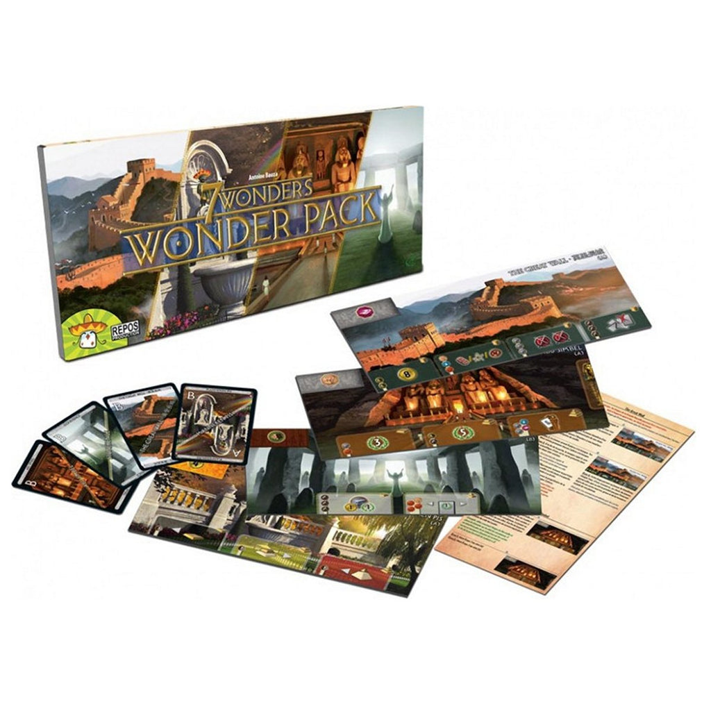Which Is the Best 7 Wonders Expansion? - Board Game Resource