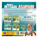 Imperial Settlers Atlanteans Expansion Board Game