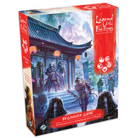 Legend of the Five Rings Roleplaying Beginner Game Box