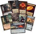 Lord of the Rings LCG The Mountain of Fire Expansion