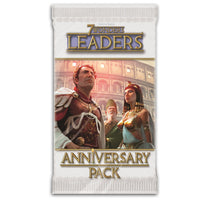 7 Wonders Leaders Anniversary Pack Board Game