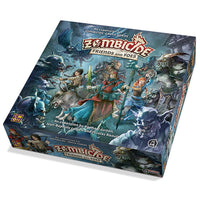 Zombicide Green Horde Friends and Foes Board Game