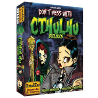 Dont Mess With Cthulhu Deluxe Board Game