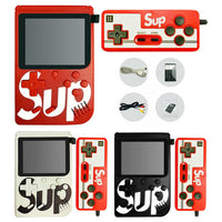 Retro Mini Handheld Video Game Console Built in 400 Games 2 Players AU Stock