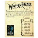 PREORDER Western Legends Fistful of Extras