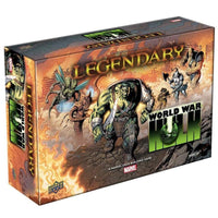 Marvel Legendary World War Hulk Deck-Building Game Expansion