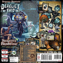 Shadows of Brimstone Derelict Ship Card Game Board Game