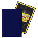 Dragon Shield Classic Japanese 60ct Night Blue 59x86mm Sleeves