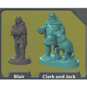 PREORDER Who Goes There? Blair and Clark Character Expansion Pack