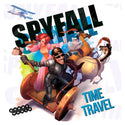 Spyfall Time Travel Board Game
