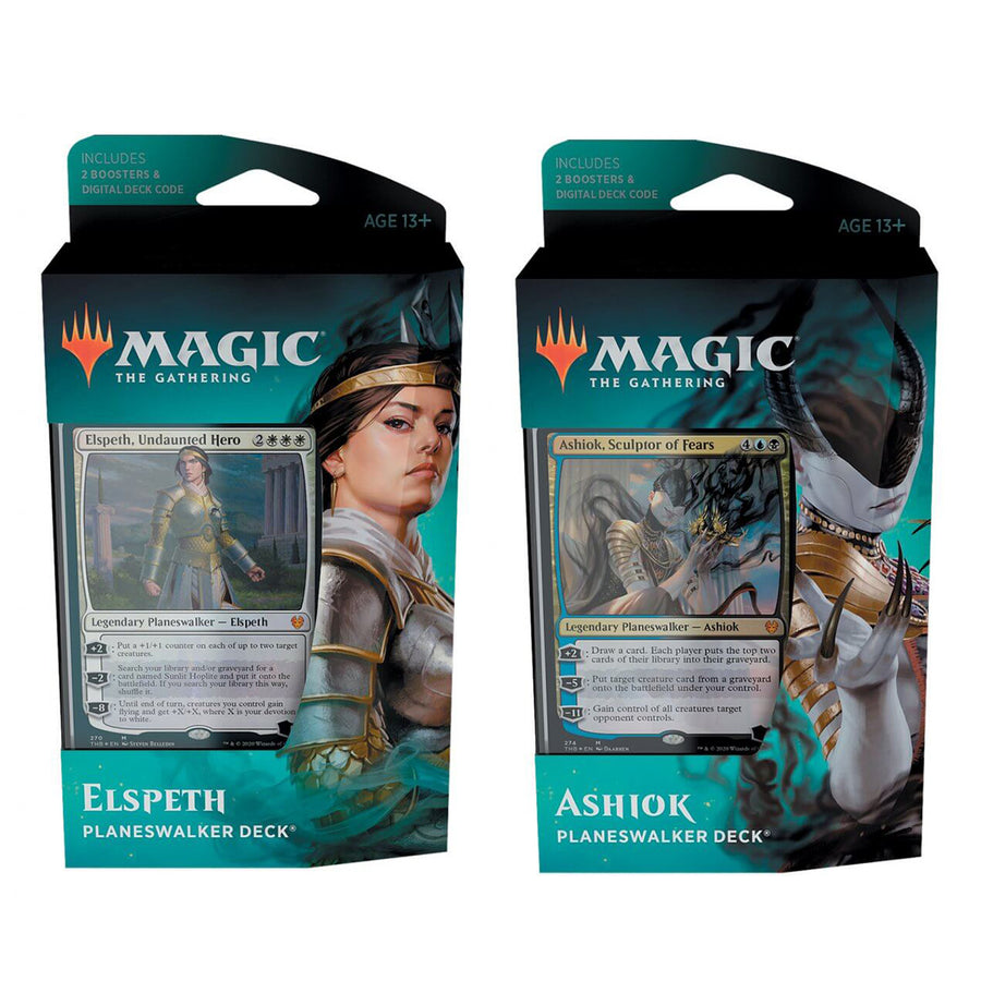 Magic the Gathering MTG Theros Beyond Death Planeswalker Pair of Decks
