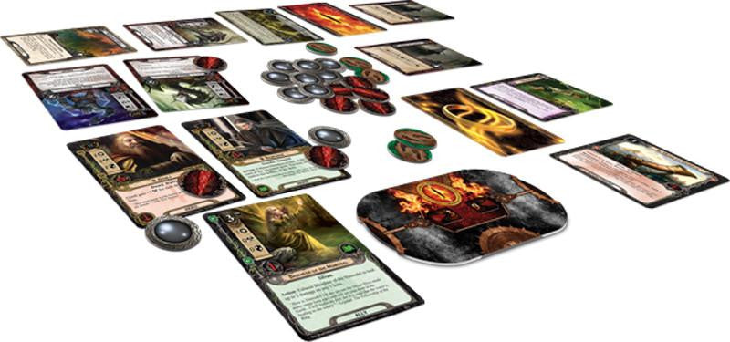 Lord of the Rings LCG Core Set Card Game