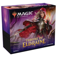 Magic the Gathering MTG Throne of Eldraine Bundle