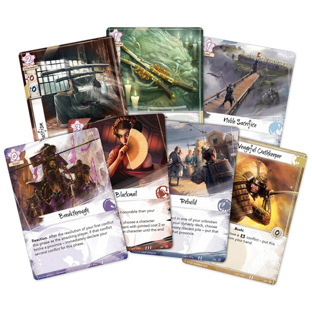 Legend of the Five Rings LCG The Card Game Core Set