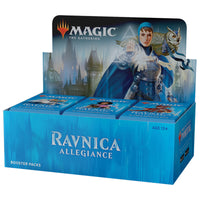 Magic the Gathering MTG Ravnica Allegiance Booster Box W/ 36 Boosters