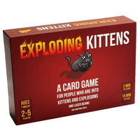 Exploding Kittens Original/NSFW Version or Both