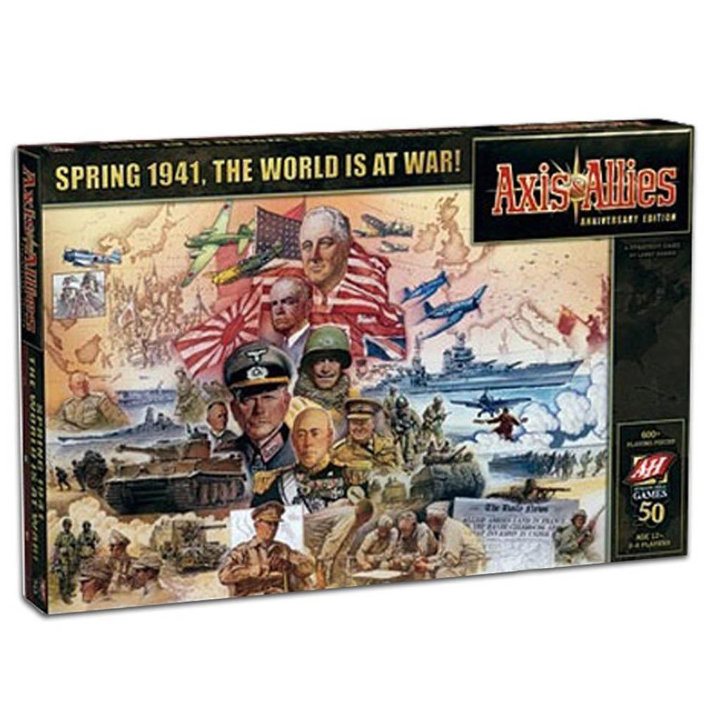 5 Games Like Axis and Allies | What To Play Next | Board ...