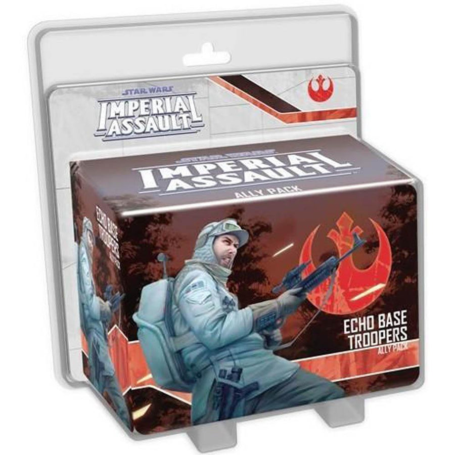 Star Wars Imperial Assault Echo Base Troops Expansion Board Game