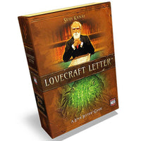 Love Letter Lovecraft Board Game