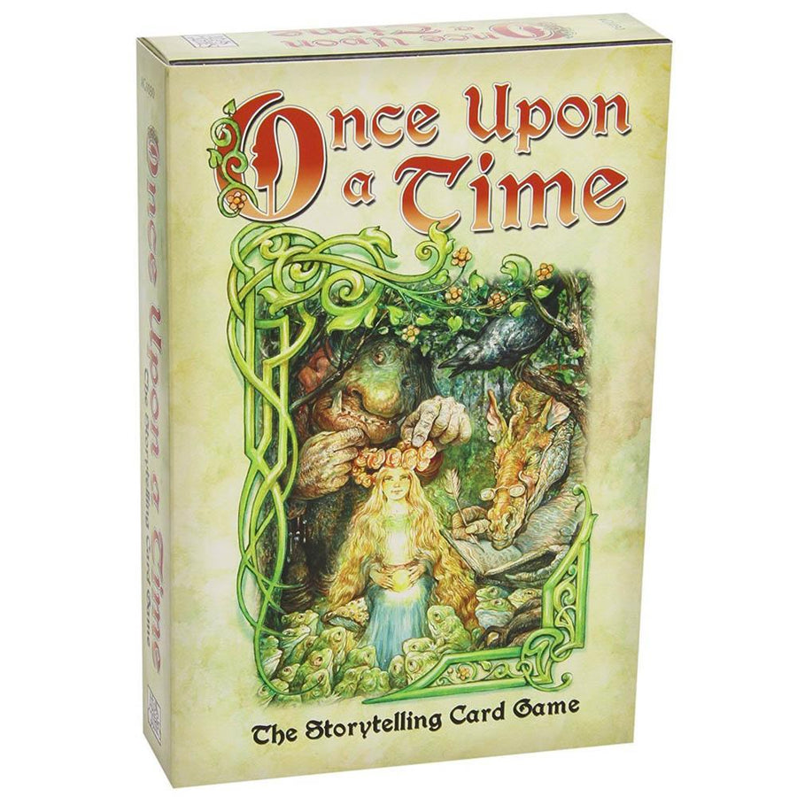 Once Upon a Time 3rd Edition Board Game Card Game