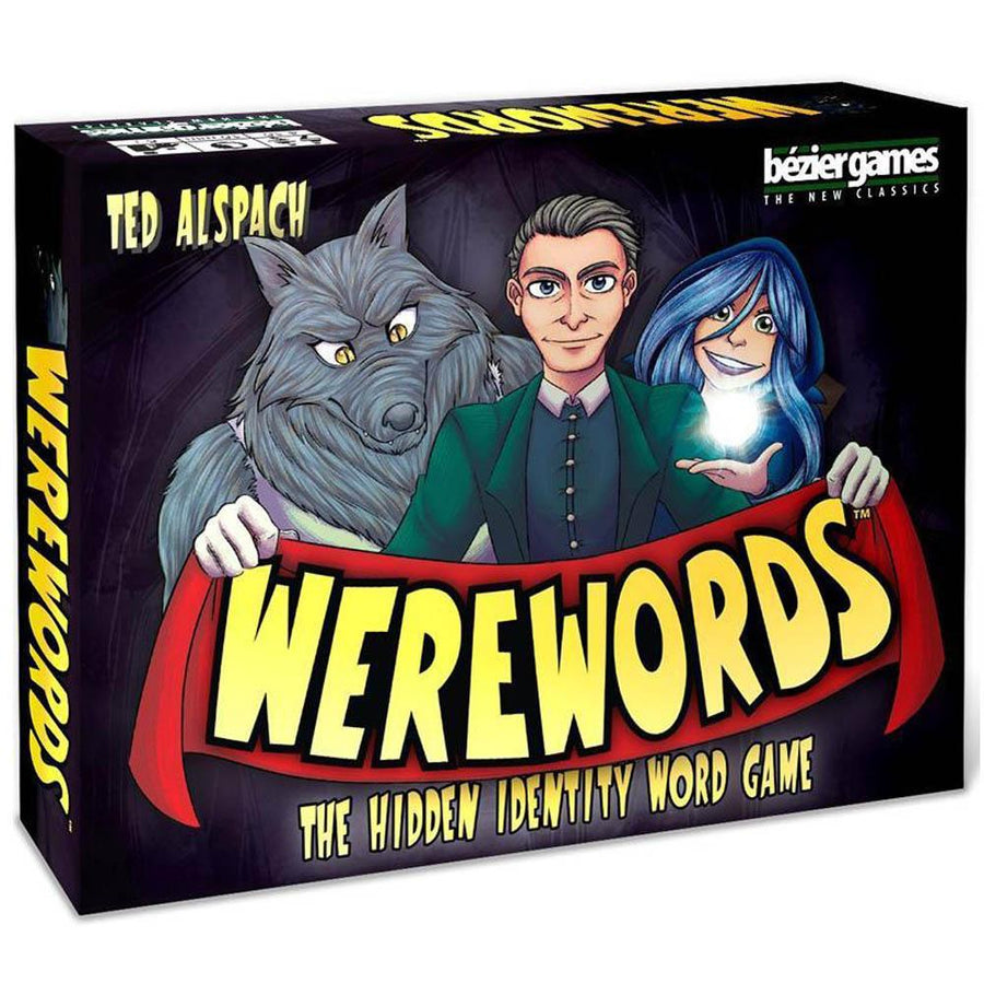 Werewords Board Game Card Game
