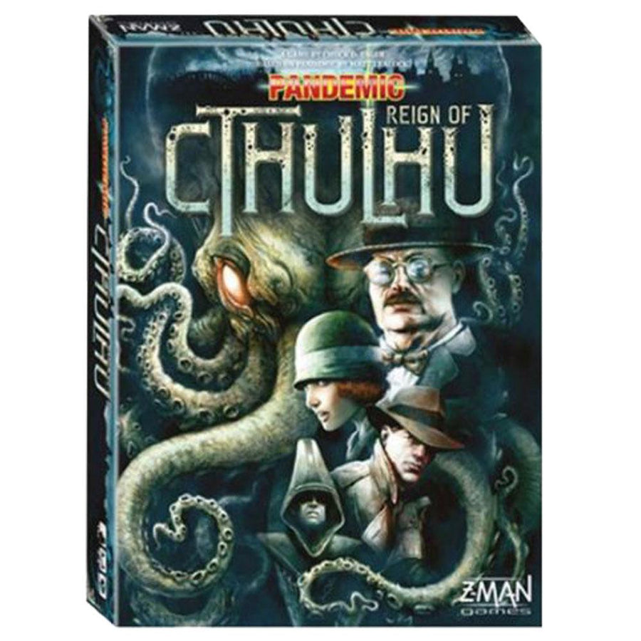 Pandemic The Reign of Cthulhu Edition Board Game