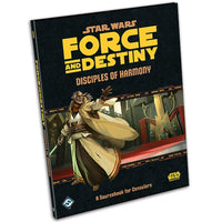 Star Wars Force and Destiny Disciples of Harmony Book