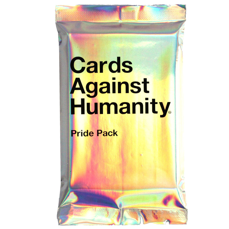 Cards Against Humanity Pride Pack without Glitter