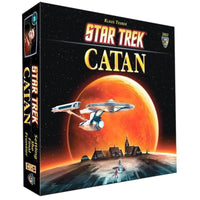 Settlers Of Catan Star Trek Version Australian Klaus Teuber