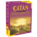 Settlers of Catan 5th Edition Traders & Barbarians - Extension for 5-6 Players