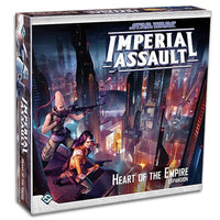 Star Wars Imperial Assault Heart of the Empire Board Game