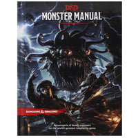 Dungeons & Dragons Monster Manual 5th Edition