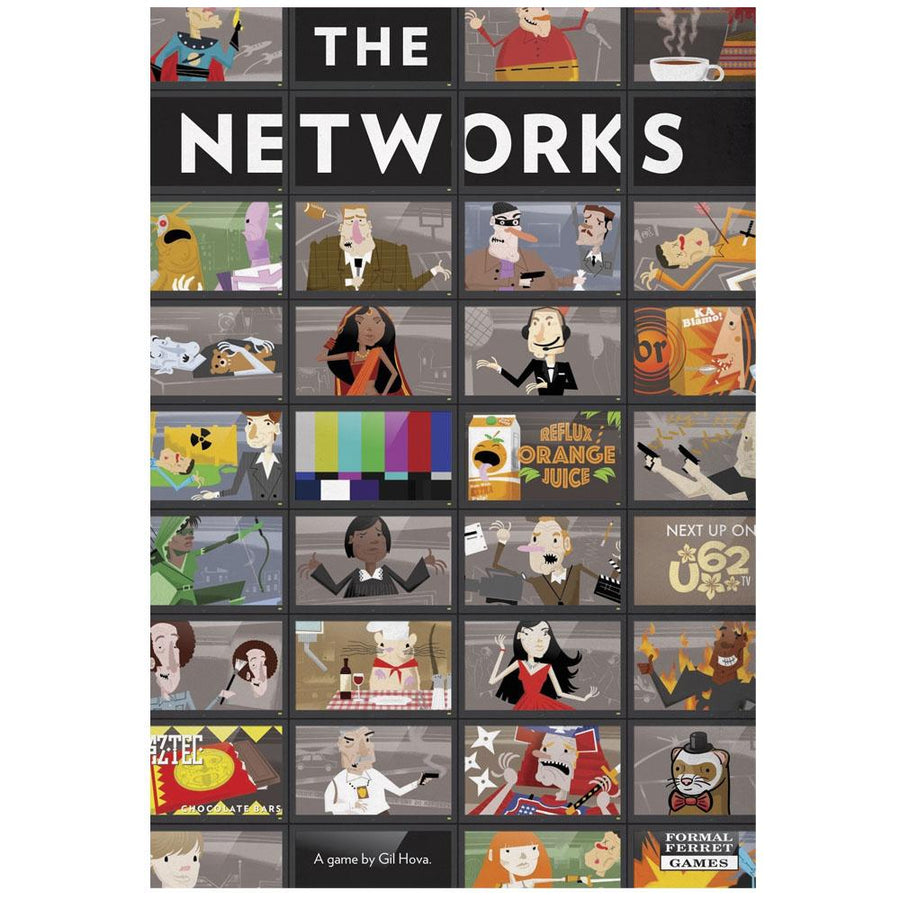 The Networks Board Game