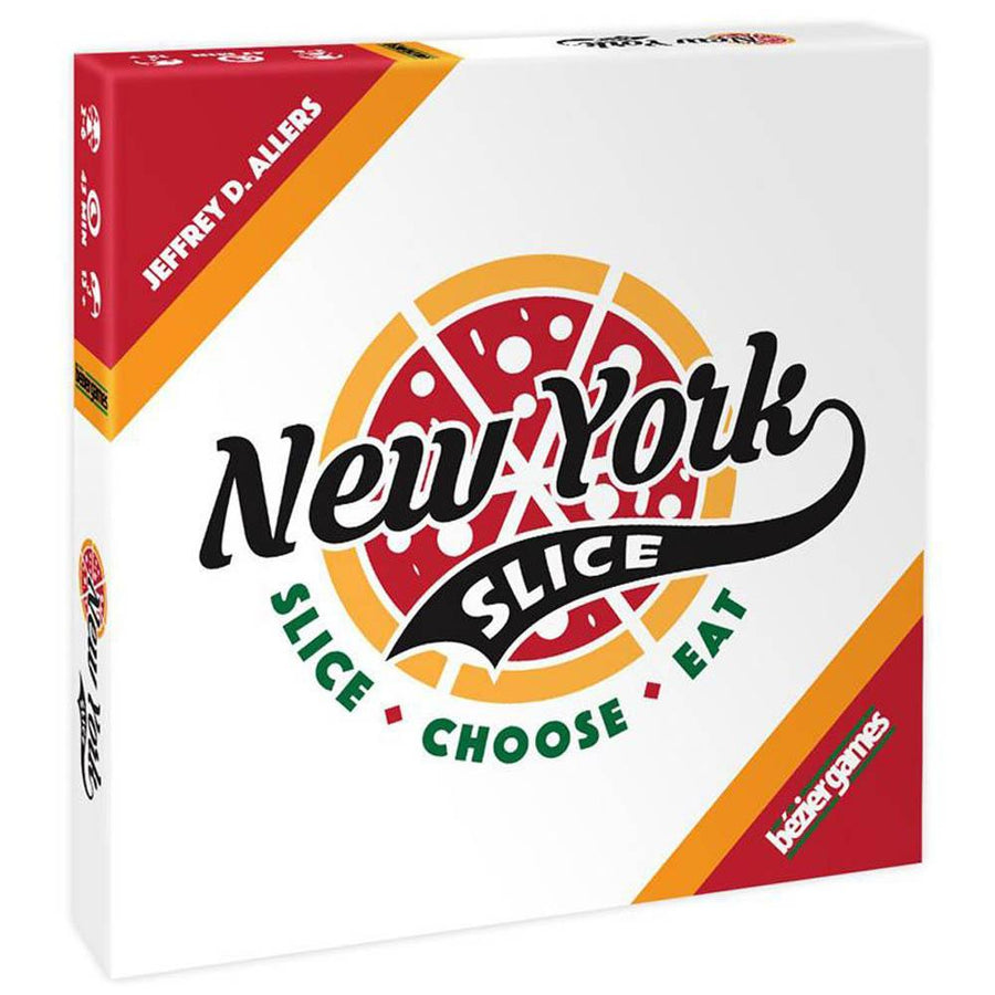 New York Slice Board Game