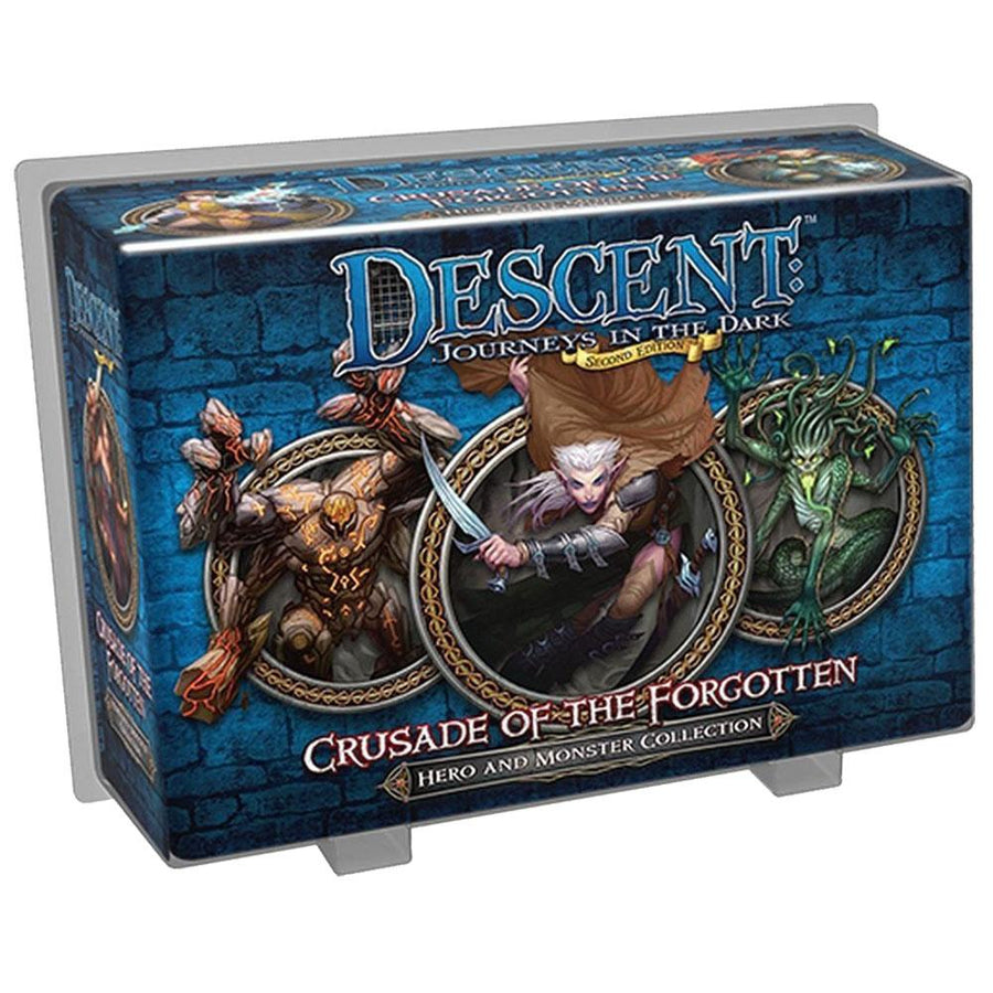 Descent 2nd Ed: Crusade Of The Forgotten
