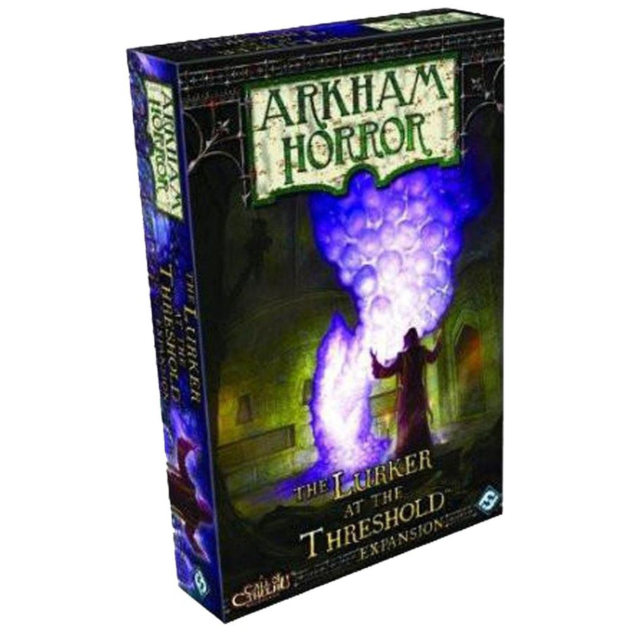 Arkham Horror Lurker At The Threshold Expansion
