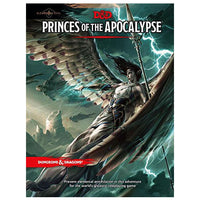 D&D Dungeons & Dragons Elemental Evil Princes of the Apocalypse