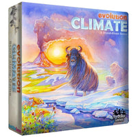 Evolution: Climate Boad Game From Kickstarter