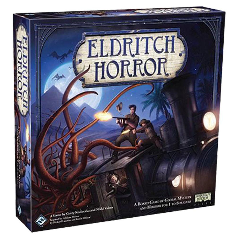 Eldritch Horror Core Game