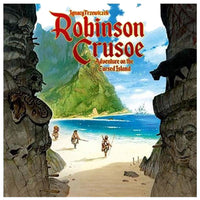 Robinson Crusoe Adventures on the Cursed Island Reprinted 2nd Edtion