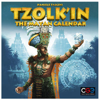 Tzolk'in The Mayan Calendar Board Game
